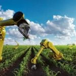 Robots will be a future farmer and farmers will be just the supervisor.