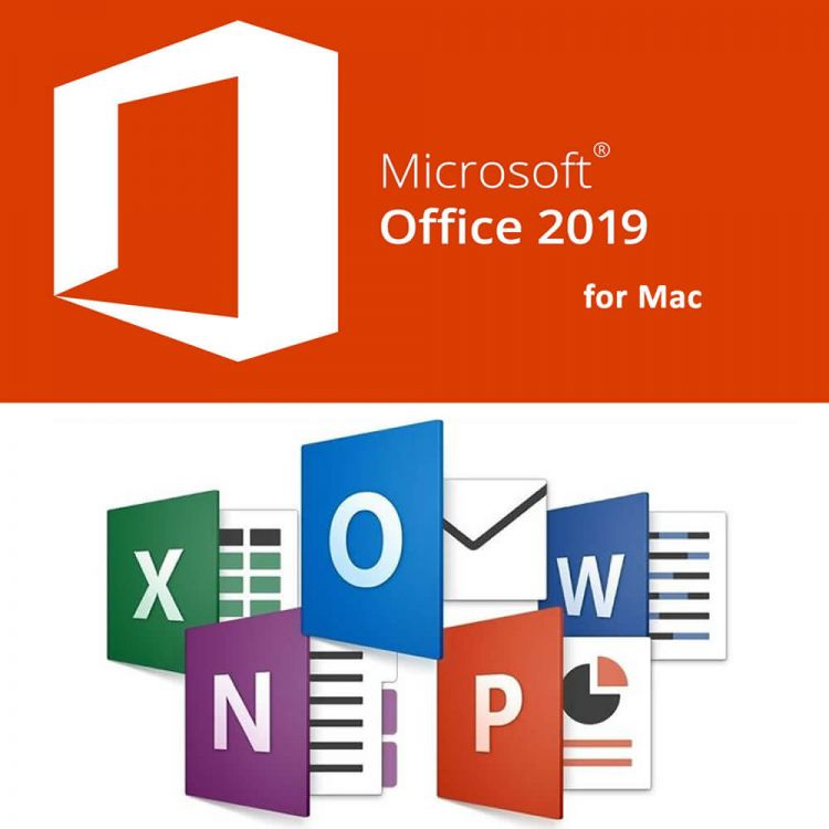 Microsoft Office 2019 for MAC OS 2020