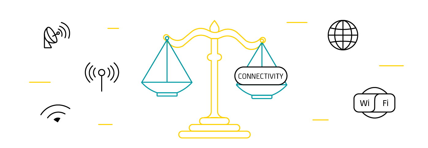 IoT connectivity options you need to know before move on to your solutions